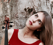 Luana Halasz, Violine