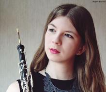Ewa Lovrenovic, Oboe