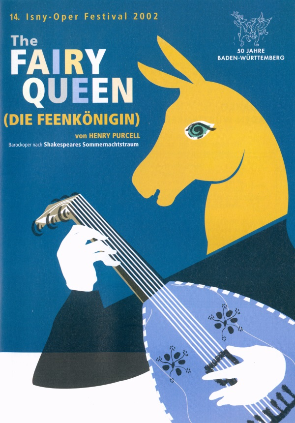 Festival 2002 - Henry Purcell (1659-1695) »The Fairy Queen«