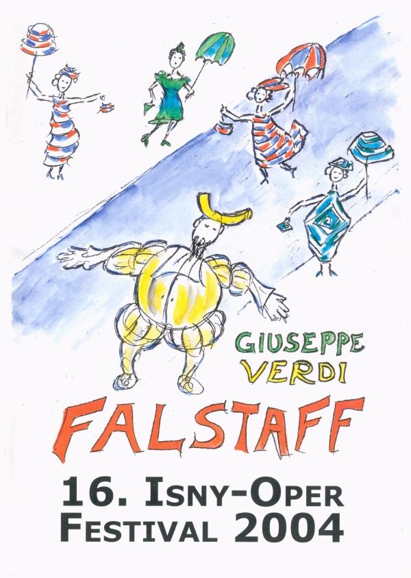 Festival 2004 - Giuseppe Verdi (1813-1901) »Falstaff«