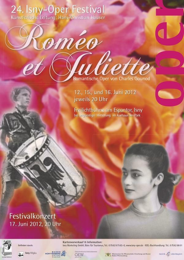 Festival 2012 - Charles François Gounod (1818-1893) »Roméo et Juliette«