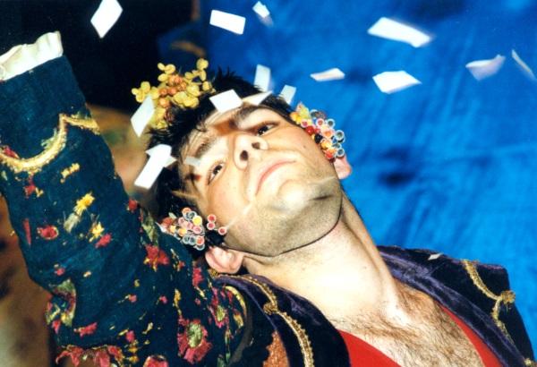 Christian Herzog, Tanz, Als Puck 2002