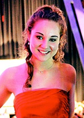 Giulia Montanari, Sopran