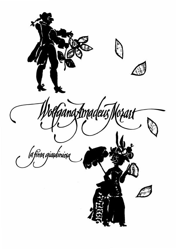 Festival 1989 - Wolfgang Amadeus Mozart (1756-1791) »Gärtnerin aus Liebe (La finta giardiniera)«