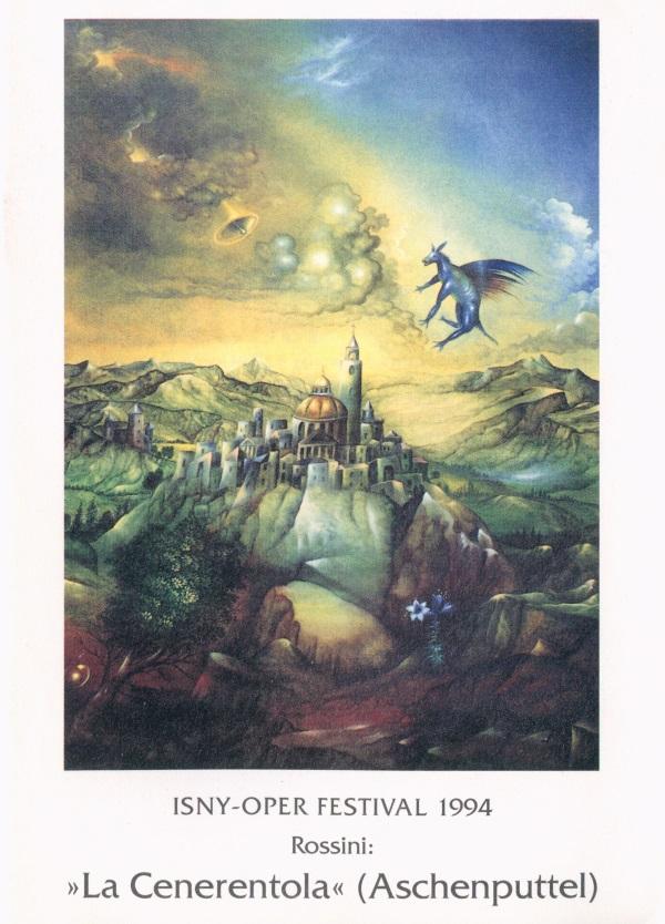 Festival 1994 - Gioacchino Antonio Rossini (1792-1868) »La Cenerentola (Aschenputtel)«