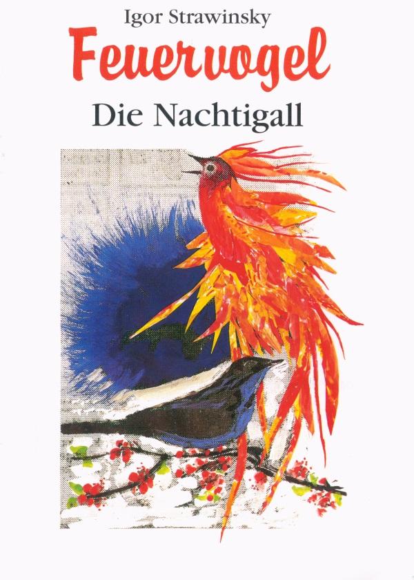 Festival 1995 - Igor Strawinsky (1882-1971) »Feuervogel« und »Die Nachtigall«