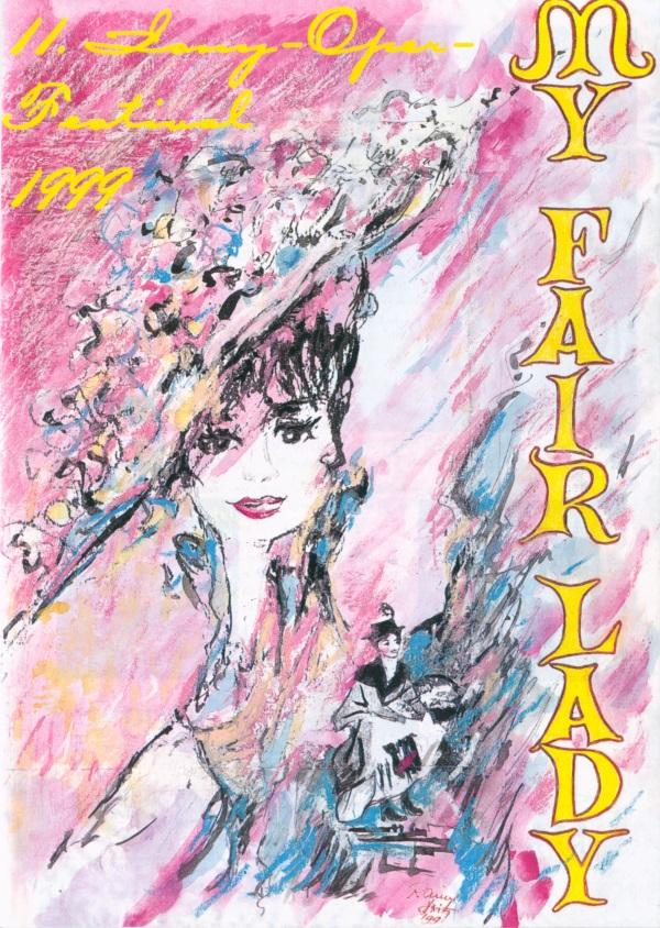 Festival 1999 -Frederick Loewe (1901-1988) Und Alan Jay Lerner (1918-1986) »My Fair Lady