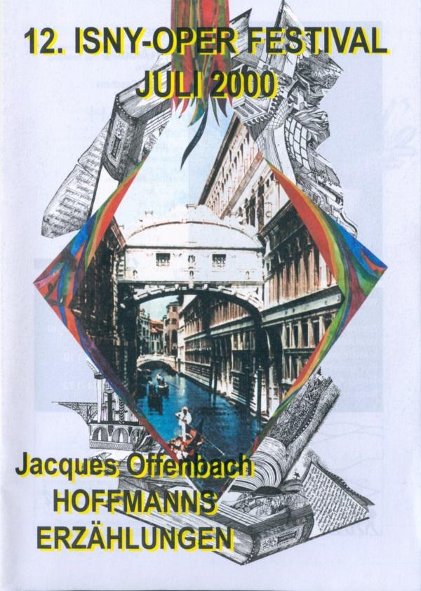 Festival 2000 - Jacques Offenbach (1819-1880) »Hoffmanns Erzählungen«