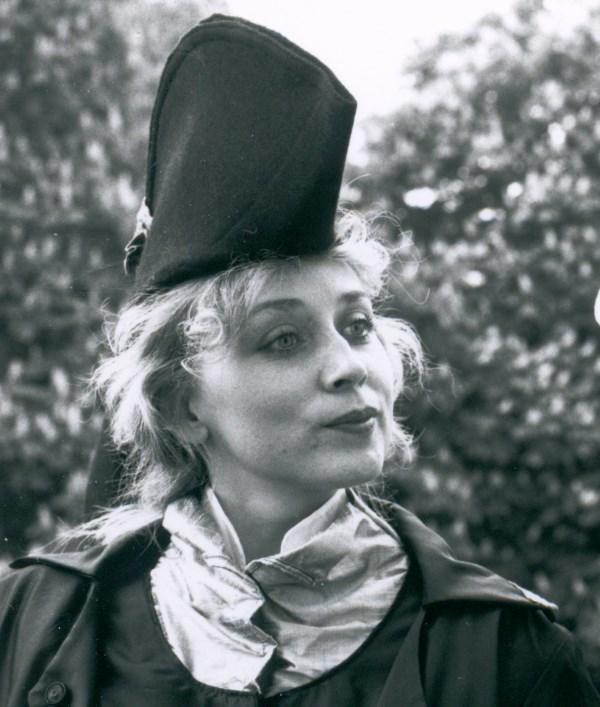 Sylvia Wieland, Mezzosopran