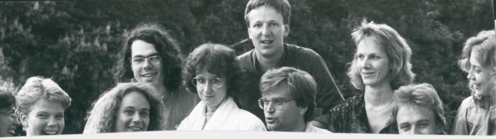 Impressionen vom Festival 1989