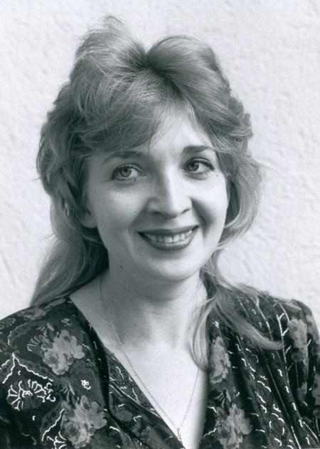 Svetlana Afonina, Mezzosopran