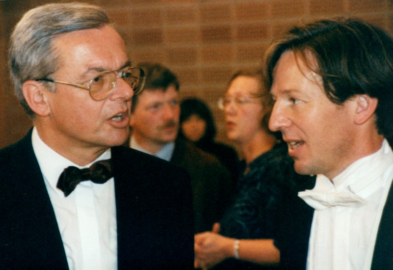 Festival 1998 – Empfang im Rathaus Isny(Foto: Lienau)