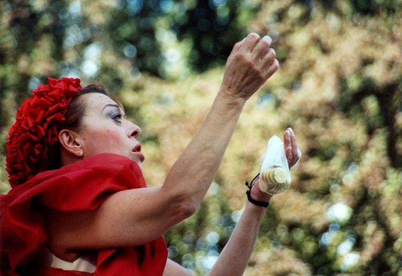 Festival 2003 - »Gianni Schicchi« in Neutrauchburg (Foto: Lienau)