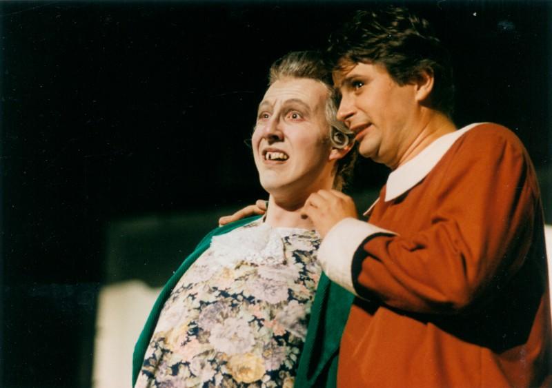 Festival 1994 »La Cenerentola« (Foto: Günter Krause)