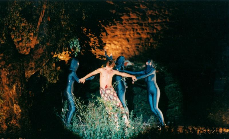 Festival 1995 »Der Feuervogel« (Foto: N.N.)