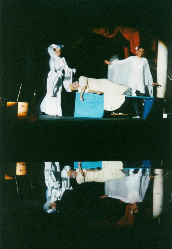Festival 1995 »Die Nachtigall« (Foto: N.N.)