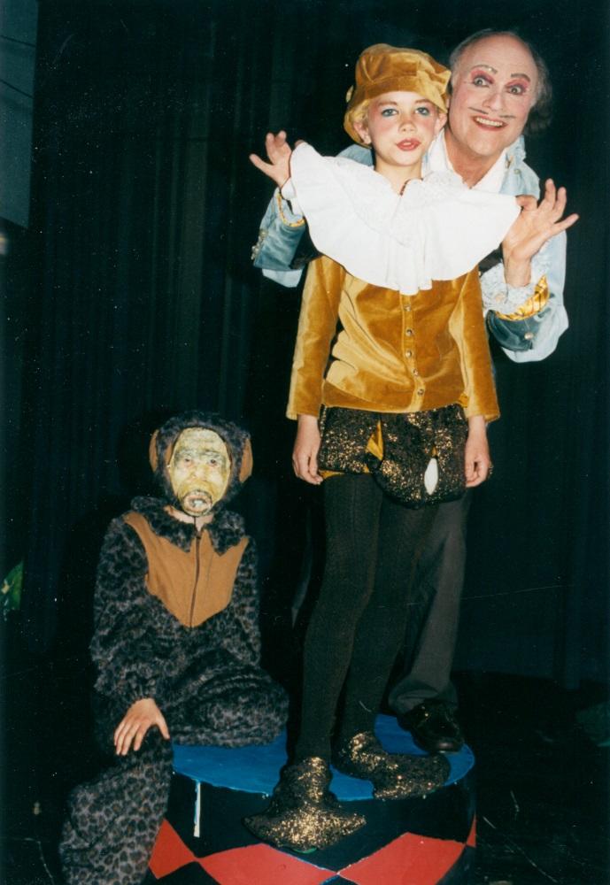 Festival 1996 »Meister Pedros Puppenspiel« und »La Vida Breve« (Foto: N.N.)