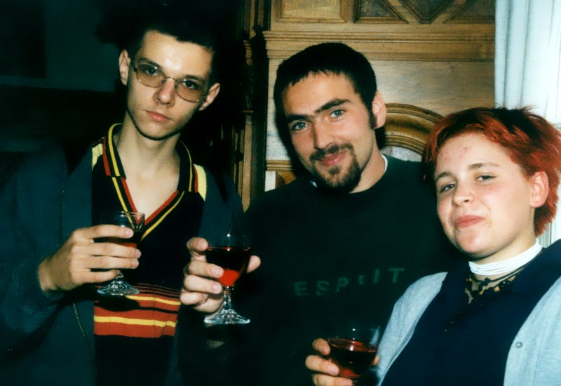 Festival 1999 - Empfang im Rathaus (Foto: Lienau)