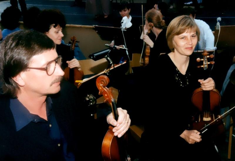 Festival 1999 - Festivalkonzert (Foto: Lienau)