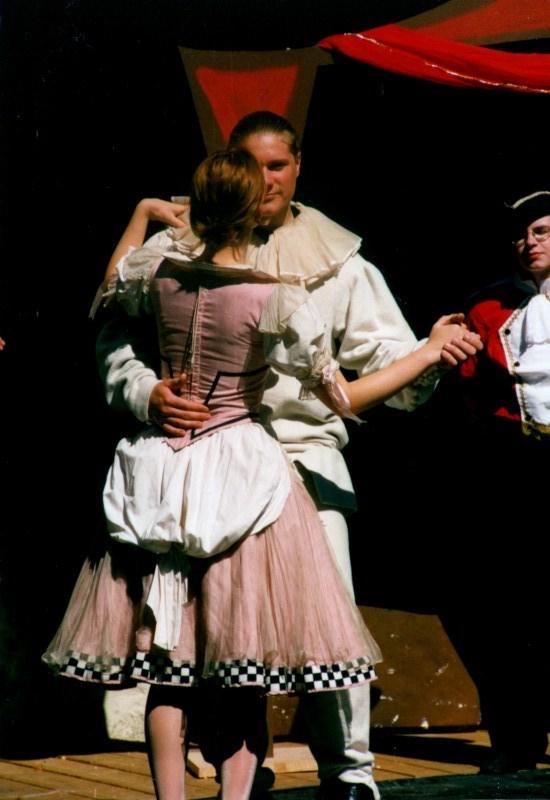 Festival 1999 - »Pinocchio« (Foto: Lienau)