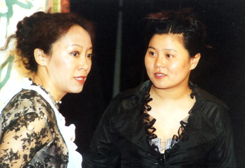 Festival 2001 - »Figaros Hochzeit«, Stadttheater Kempten (Foto: Lienau)