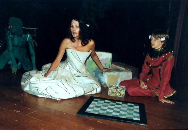 Festival 2002 - »The Fairy Queen«, Stadttheater Kempten (Foto: Lienau)