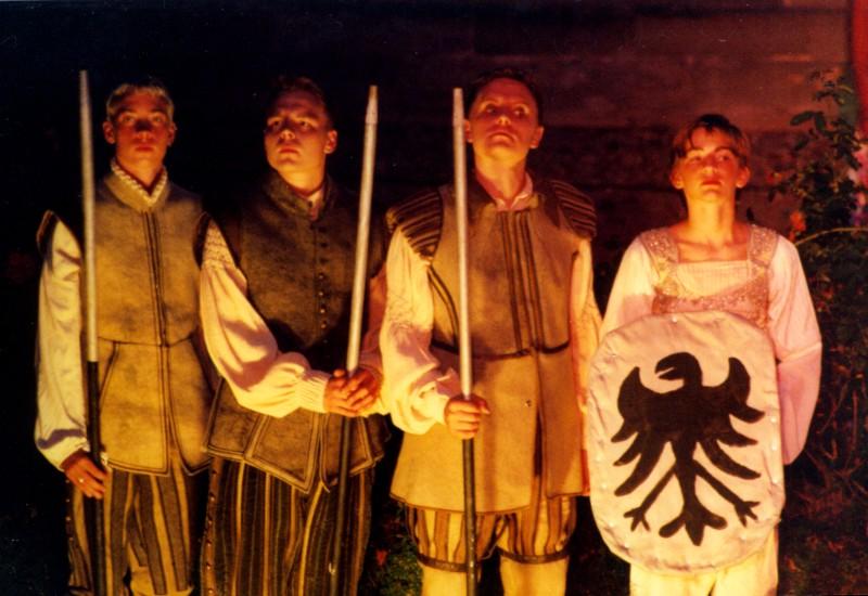 Festival 2003 - »Jolanthe« (Foto: Lienau)