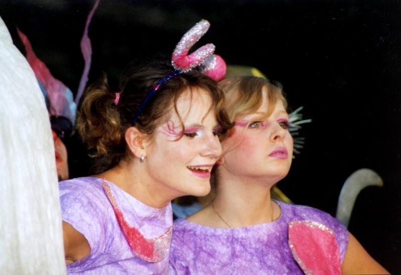 Festival 2004 - »Falstaff« in Isny (Foto: Lienau)