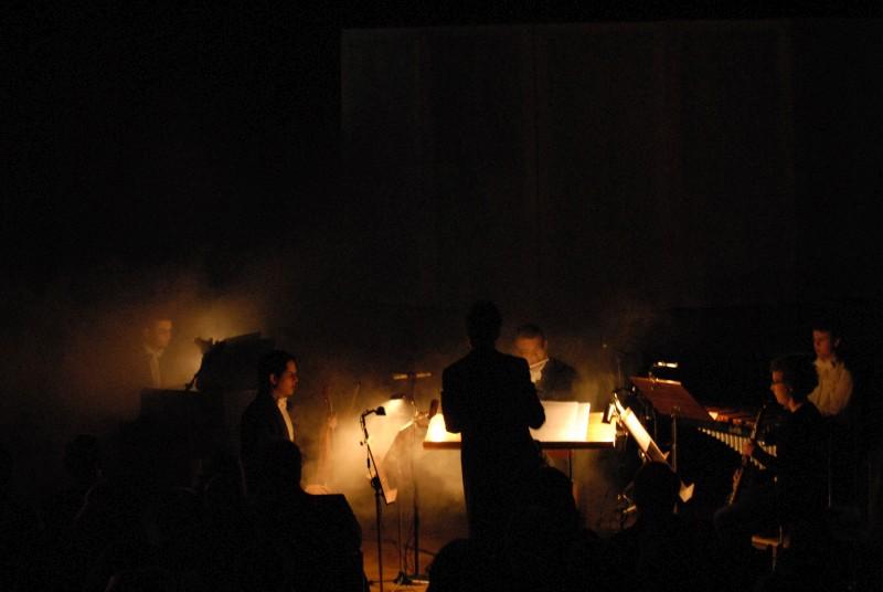 Festival 2007 - »Die schöne Lau« (Foto: Konzelmann)