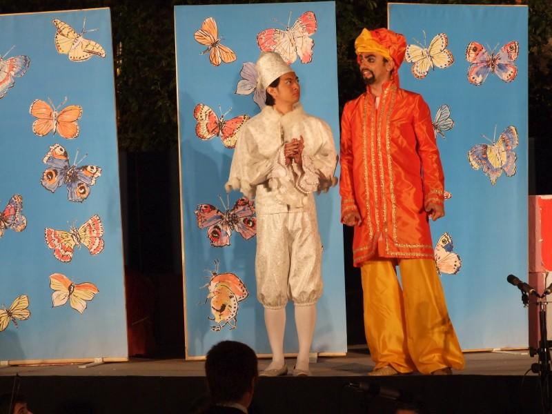 Festival 2007 - »Die Entführung aus dem Serail« (Foto: Voith)