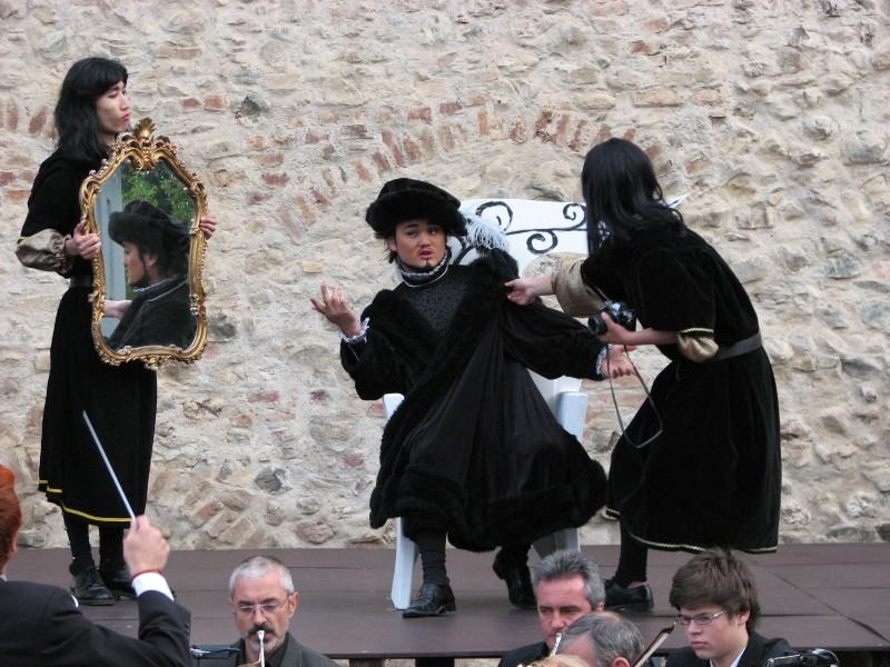 Festival 2008 - »Rigoletto« (Foto: Voith)