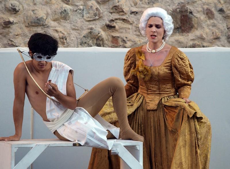 Premiere, 1. Akt (Tempel der Diana) (Foto: Voith)