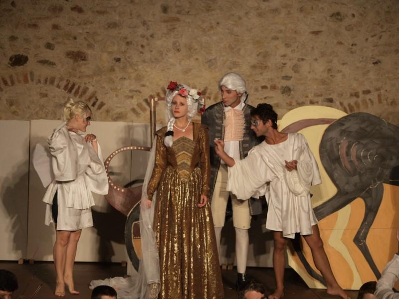 Premiere, 5. Akt (Garten der Aricie)(Foto: Voith)
