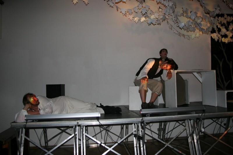 Festival 2011 - »Das schlaue Füchslein« Generalprobe im Kurhaus Isny< (Foto: Leist)