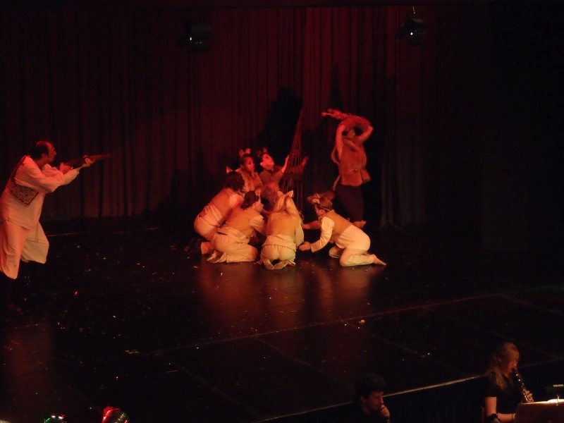 Festival 2011 - »Das schlaue Füchslein« Premiere im Kurhaus Isny< (Foto: N.N.)
