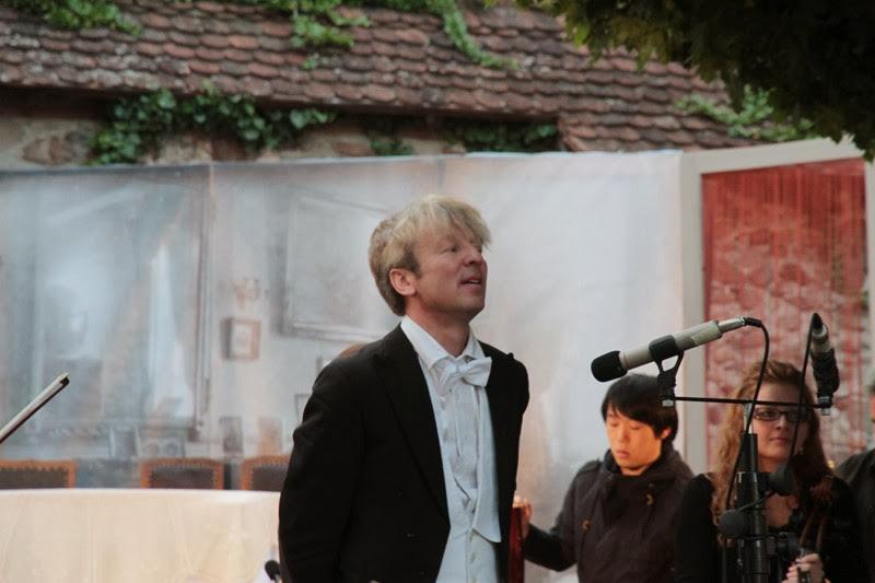 Festival 2012 - »Roméo et Juliette«, Freilichtbühne am Espantor, Isny (Foto: Rau)