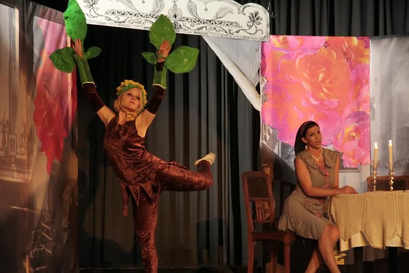 Festival 2012 - »Roméo et Juliette«, Proben im Kurhaus, Isny (Foto: Rau)