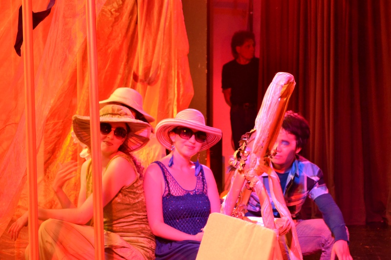 Festival 2013 - Hinter den Kulissen (Foto: Leist)