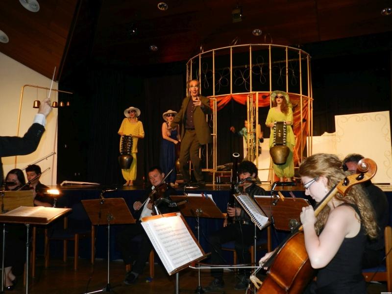Festival 2013 - »Die Rose von Stambul«, Premiere im Kurhaus Isny (Foto: Kluge)
