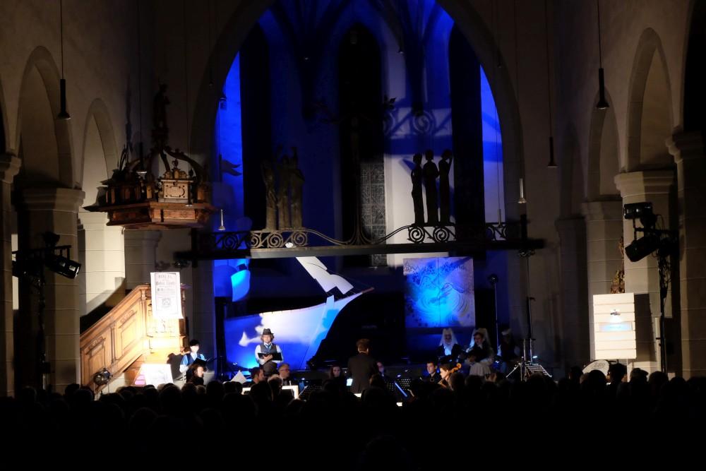 21.10.2017, Nikolaikirche, Isny (Foto: Hani)