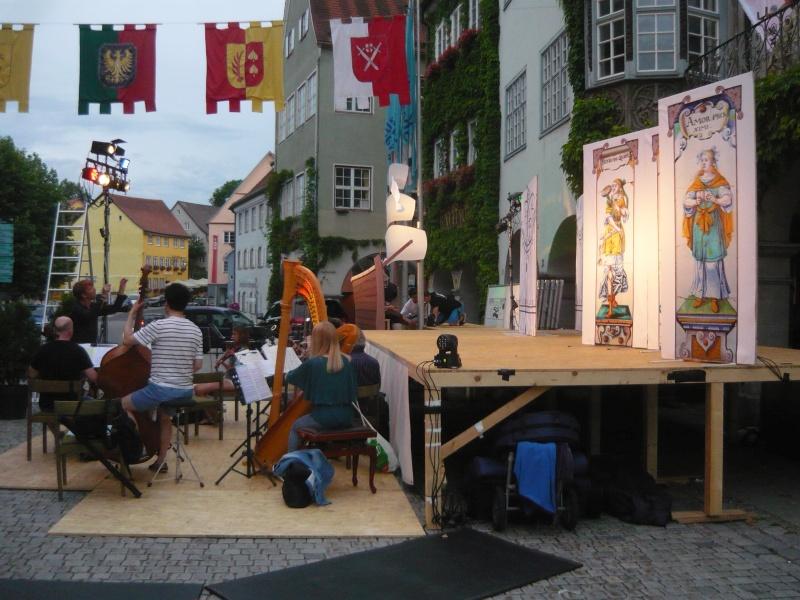 Festival 2017 - »Die Hugenotten«, Kurhaus Isny (Foto: Müller)