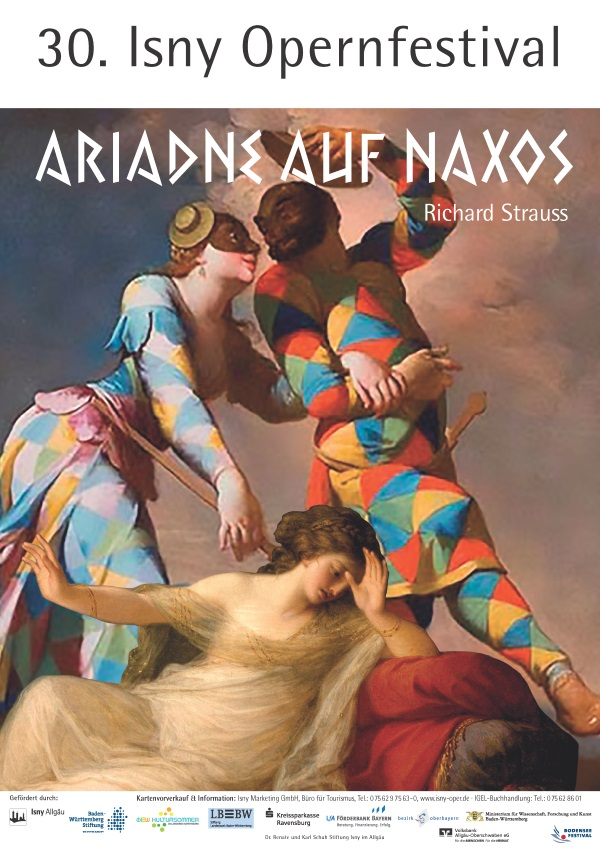Festival 2018 - Richard Strauss (1864-1949) »Ariadne Auf Naxos«