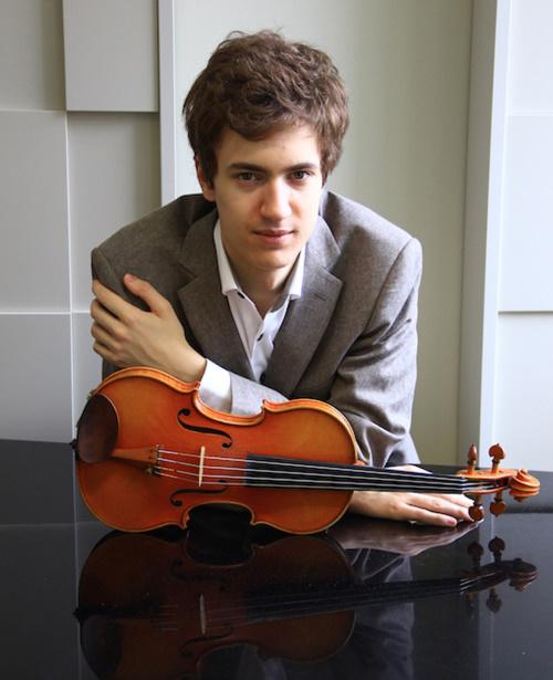 Adrian Ibañez-Resjan, Violine