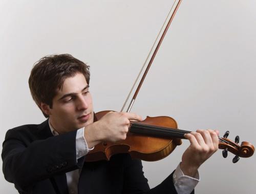 Marcellin Borsarello, Violine