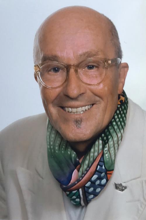 Erwin Hecker, Bühnenbild, Kostüme, Requisite