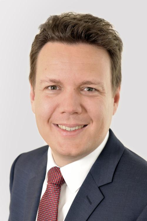 Landrat Harald Sievers