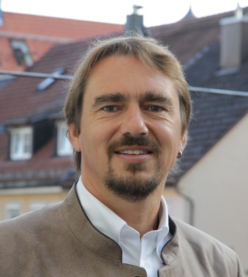 Bürgermeister Rainer Magenreuter