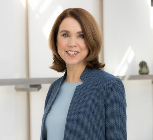 Staatssekretärin Petra Olschowski